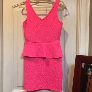 Dresses - Hot Pink Barbie Dress